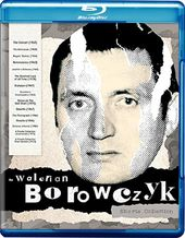 Walerian Borowczyk Shorts Collection (Blu-ray)