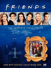 Friends - Complete 1st Season (4-DVD)