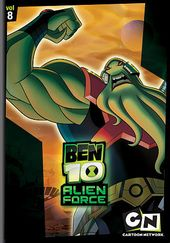 Ben 10: Alien Force - Volume 8