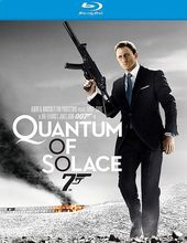 Quantum of Solace (Blu-ray, Widescreen)