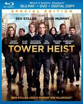 Tower Heist (Blu-ray + DVD)