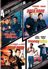 4 Film Favorites: Chris Tucker Collection (Rush