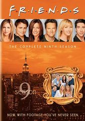 Friends - Complete 9th Season (4-DVD)