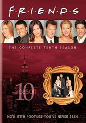 Friends - Complete 10th Season (4-DVD)