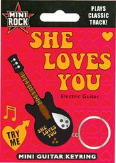 The Beatles - She Loves You: Singing Mini Guitar
