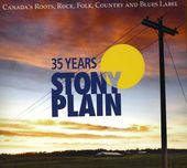 35 Years of Stony Plain (2-CD + DVD)