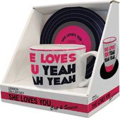 The Beatles - She Loves You: 12 oz. Ceramic Mug