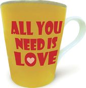 The Beatles - All You Need Is Love: Lyric 12 oz.