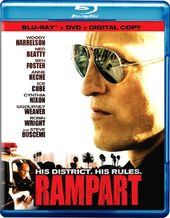 Rampart (Blu-ray + DVD)