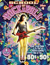 School of Rock & Roll - The 80s (4-CD)