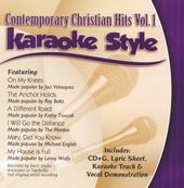 Contemporary Christian Hits, Volume 1: Karaoke