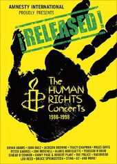 The Human Rights Concerts 1986-1998 (6-DVD)