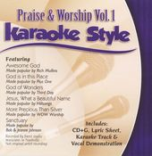 Karaoke Style: Praise and Worship, Volume 1