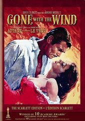 Gone With the Wind (Canadian, The Scarlett