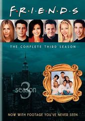 Friends - Complete 3rd Season (4-DVD)