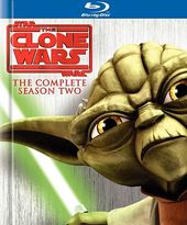 Star Wars: The Clone Wars - Season 2 (Blu-ray)