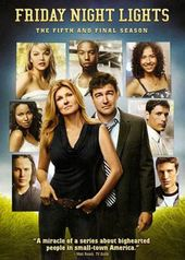 Friday Night Lights - Season 5 (3-DVD)