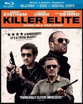 Killer Elite (Blu-ray + DVD)