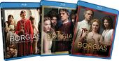 The Borgias - Complete Series (Blu-ray)