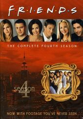 Friends - Complete 4th Season (4-DVD)