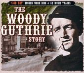 The Woody Guthrie Story (4-CD Box Set)