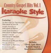 Karaoke Style: Country Gospel Hits, Volume 1