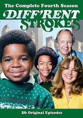 Diff'rent Strokes - Complete 4th Season (3-DVD)