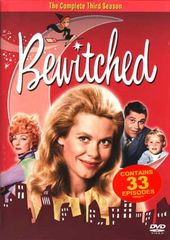 Bewitched - Complete 3rd Season (4-DVD)