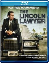 The Lincoln Lawyer (Blu-ray + DVD)