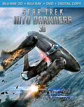 Star Trek Into Darkness (Widescreen) (3D +