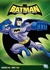 Batman: Brave and the Bold - Season 1, Part 2