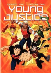Young Justice - Season 1 - Volume 2