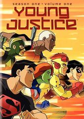 Young Justice - Season 1 - Volume 1