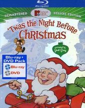 'Twas the Night Before Christmas (Blu-ray + DVD)