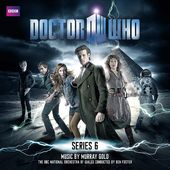 Doctor Who: Series 6 (2-CD) (Original Television