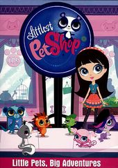 The Littlest Pet Shop: Little Pets, Big Adventures