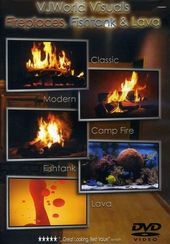 Fireplaces, Fishtank & Lava