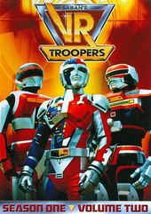 VR Troopers - Season 1 - Volume 2 (3-DVD)