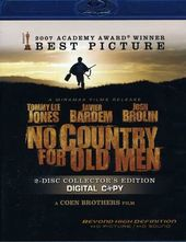 No Country for Old Men (Blu-ray, Deluxe Edition)