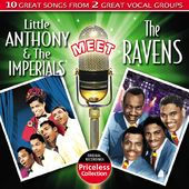 Little Anthony & The Imperials Meet The Ravens