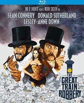 The Great Train Robbery (Blu-ray)