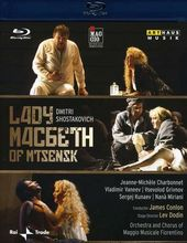Lady MacBeth of Mtsensk (Blu-ray)