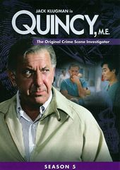 Quincy, M.E. - Season 5 (6-DVD)