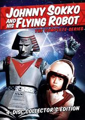 Johnny Sokko and His Flying Robot: The Complete