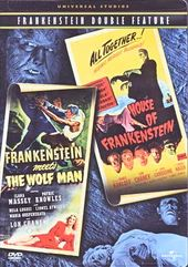 Universal Studios Frankenstein Double Feature: