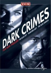 Dark Crimes: Film Noir Thrillers (The Glass Key /