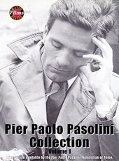 Pier Paolo Pasolini Collection - Volume 1 (3-DVD)