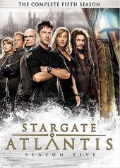 Stargate: Atlantis - Season 5 (5-DVD)