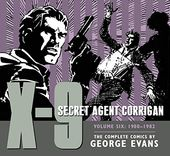 X-9: Secret Agent Corrigan Volume 6 (X-9 Secret