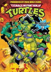Teenage Mutant Ninja Turtles: The Complete Season